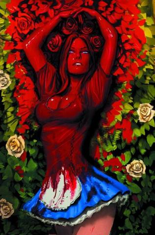 Grimm Fairy Tales: Alice in Wonderland #5 (Sejic Cover)