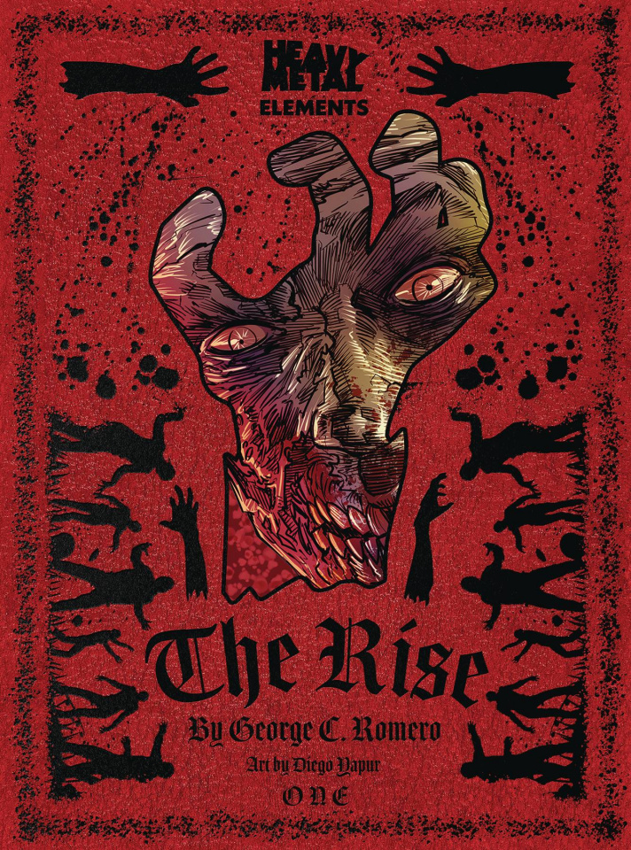 The Rise #1 (2nd Printing)