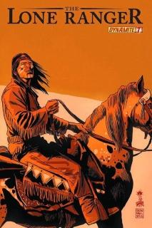 The Lone Ranger #7
