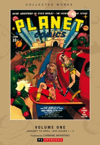 Planet Comics Vol. 1