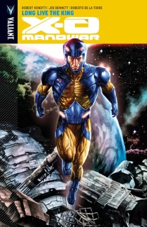 X-O Manowar Vol. 12: Long Live the King