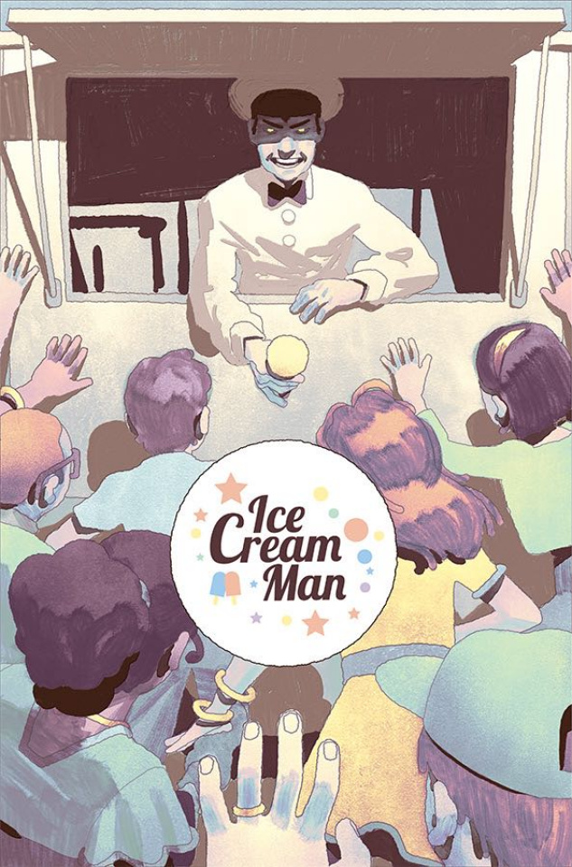 Ice Cream Man #9 (Smart Cover)