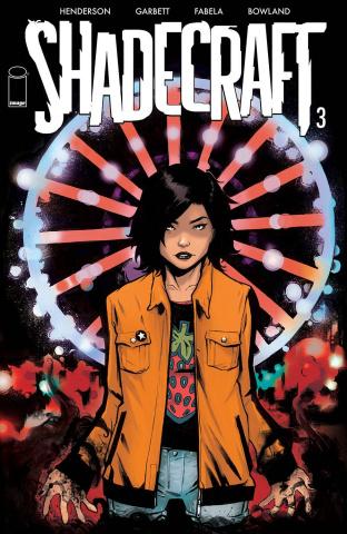 Shadecraft #3 (Garbett Cover)