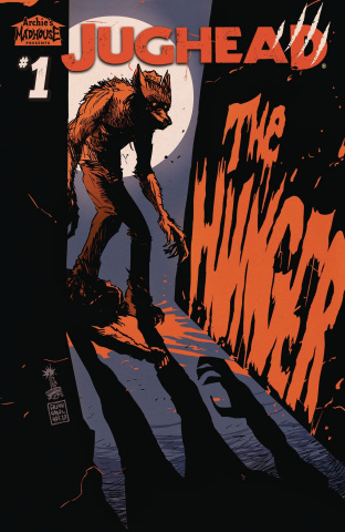 Jughead: The Hunger #1 (Francavilla Cover)