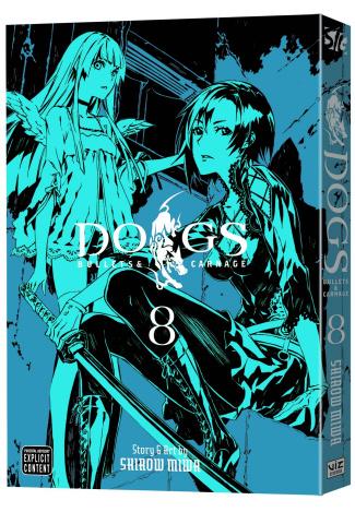 Dogs Vol. 8