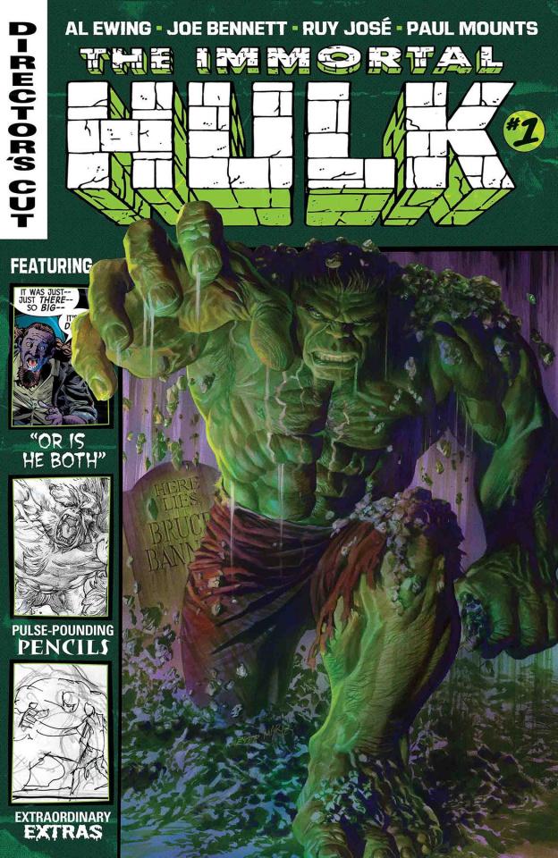 The Immortal Hulk #1 (Director's Cut)