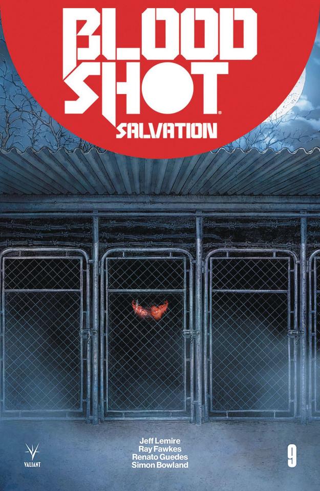 Bloodshot: Salvation #9 (20 Copy Ryp Cover)