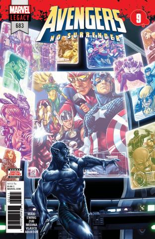 Avengers #683