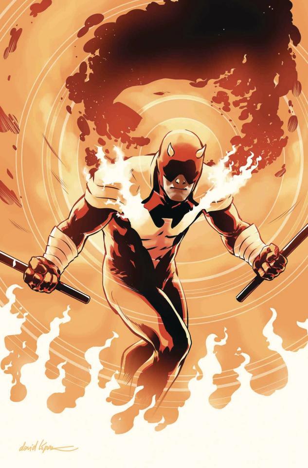 Daredevil #596 (Lopez Phoenix Cover)