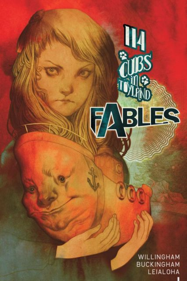 Fables #114