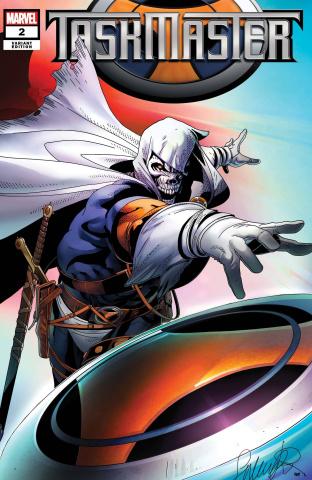 Taskmaster #2 (Larocca Cover)
