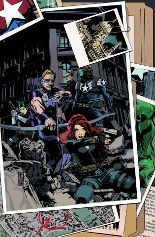 Secret Avengers #1