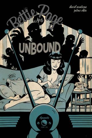 Bettie Page: Unbound #6 (Chantler Cover)