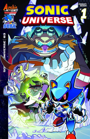 Sonic Universe #83 (Yardley Cover)
