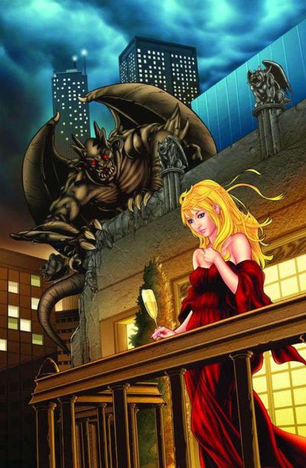 Monster Hunter's Survival Guide #4 (Cummings Cover)