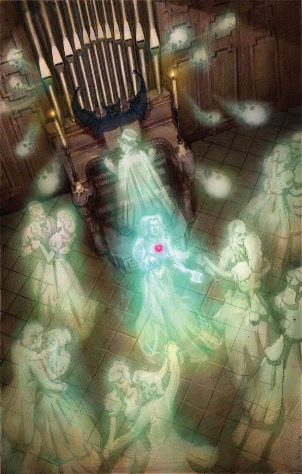 The Haunted Mansion #3