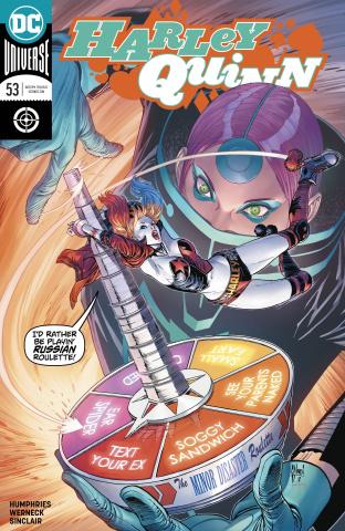 Harley Quinn #53