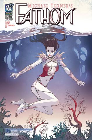 Fathom #3 (Moranelli Cover)