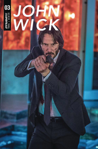 John Wick #3 (Photo Cover)