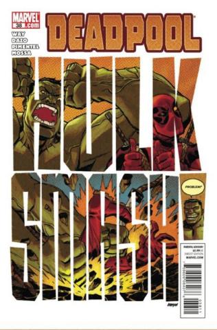Deadpool #38