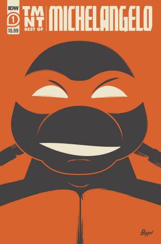 Teenage Mutant Ninja Turtels: Best of Michelangelo