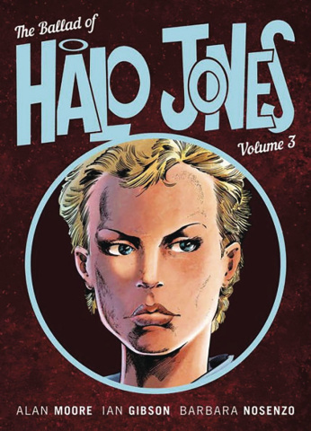 The Ballad of Halo Jones Vol. 3 (Color Edition)