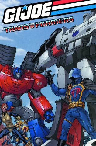 G.I. Joe / Transformers Vol. 2