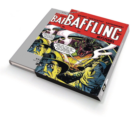 Baffling Mysteries Vol. 4 (Slipcase Edition)