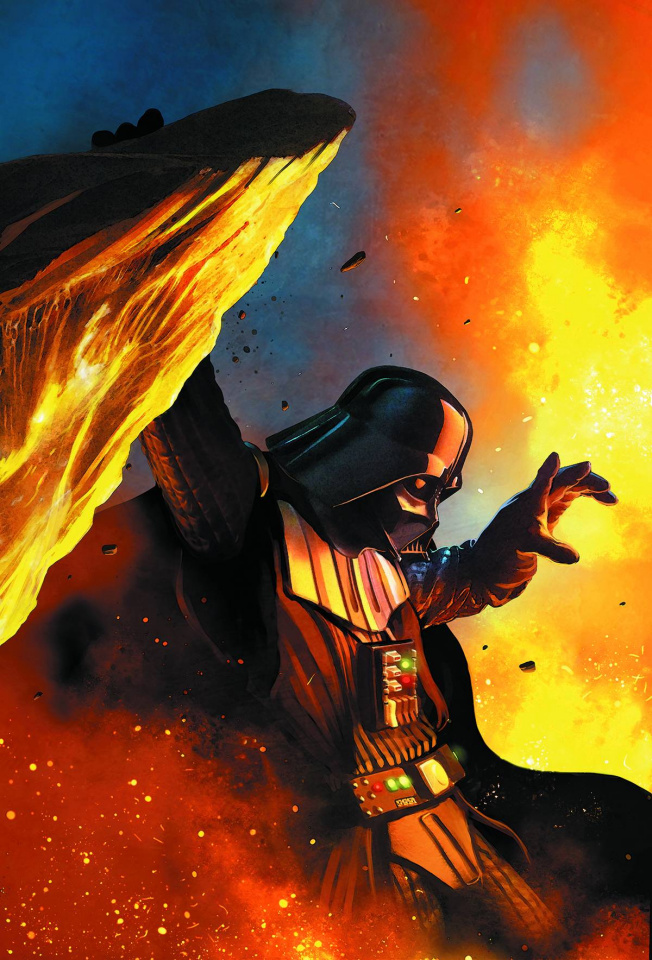 Star Wars: Dark Times - The Spark Remains #1