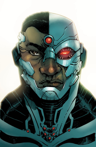 Cyborg Vol. 3: Singularity (Rebirth)
