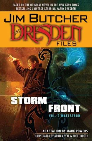 Jim Butcher's The Dresden Files: Storm Front Vol. 2: Maelstrom