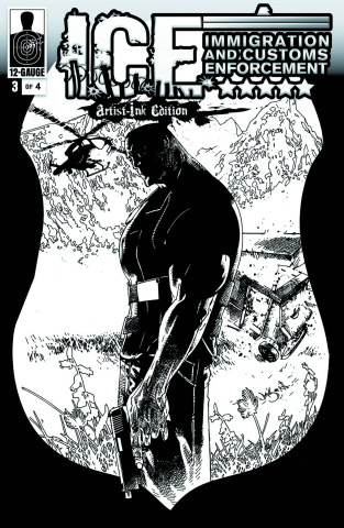 I.C.E.: Critical Mass #3 (10 Copy Cover)
