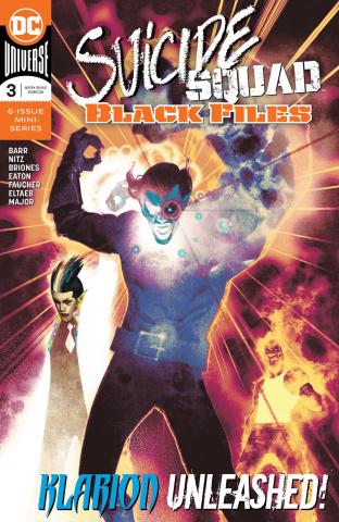 Suicide Squad: The Black Files #3