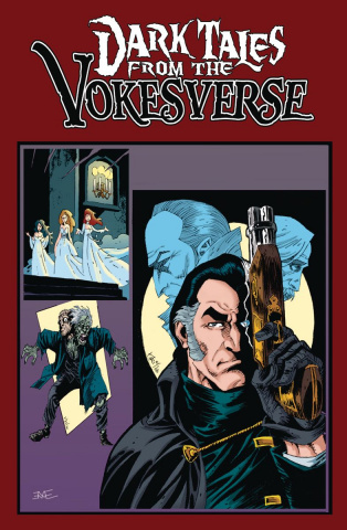 Dark Tales From the Vokesverse #1 (Falconer Cover)