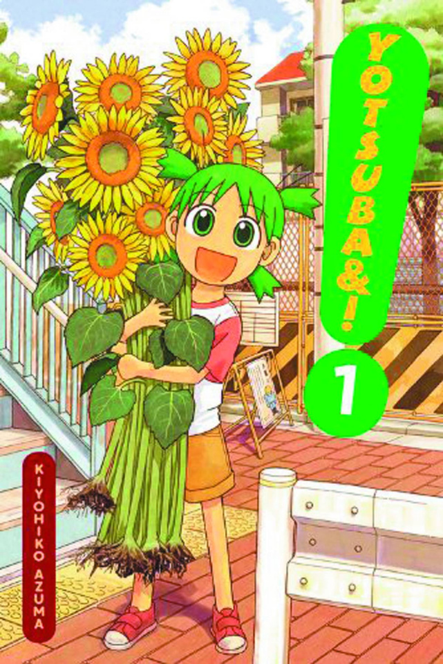 Yotsuba & ! Vol. 1