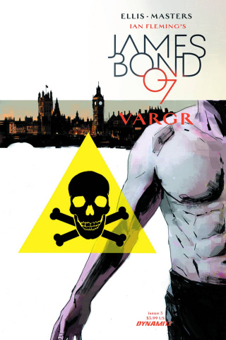 James Bond #3 (Reardon Cover)