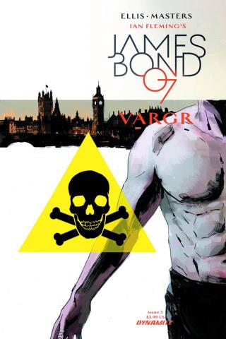 James Bond #3 (Reardon Cover)