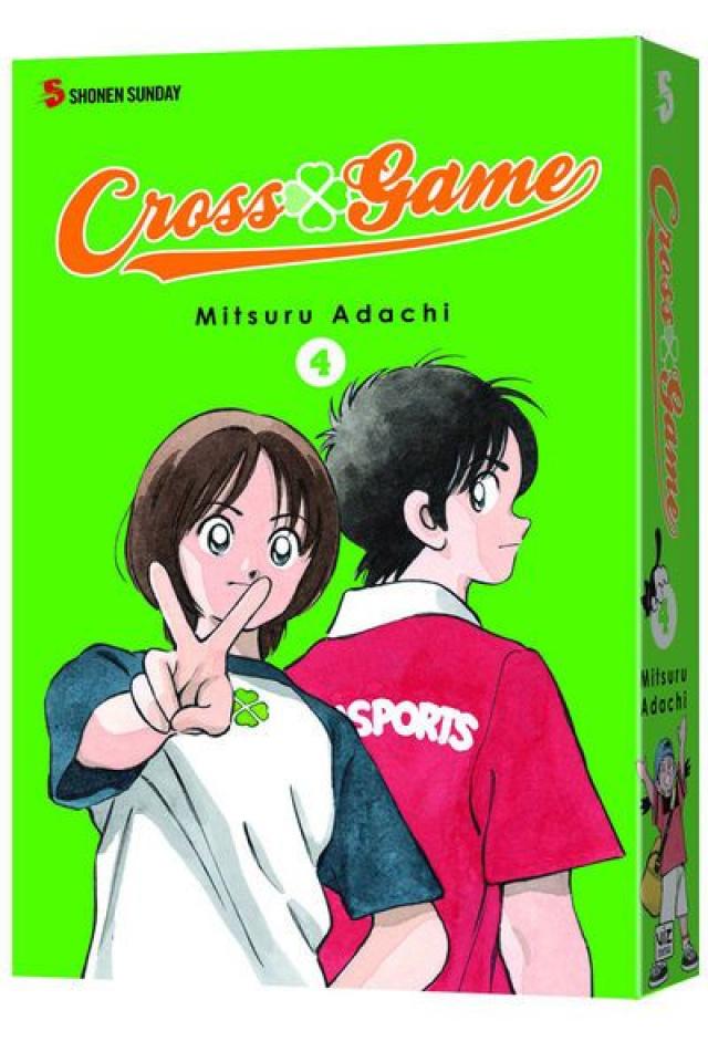 Cross Game Vol. 4