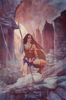 Wonder Woman #26 (Variant Cover)