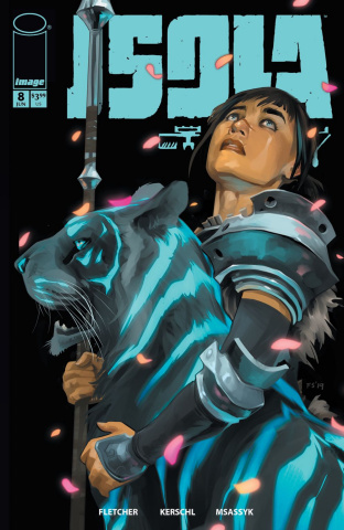 Isola #8 (Staples Cover)