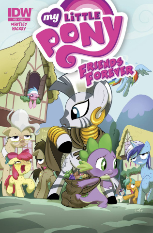 My Little Pony: Friends Forever #21