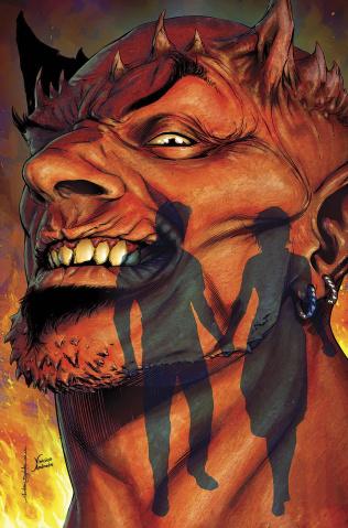 Grimm Tales of Terror #7 (Bifulco Cover)