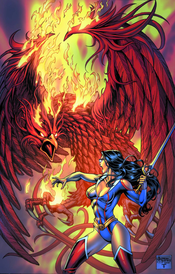 Grimm Fairy Tales #86 (Reyes Cover)