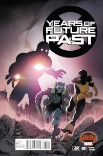 Years of Future Past #1 (Norton Cover)