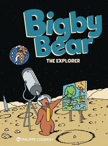Bigby Bear: The Explorer