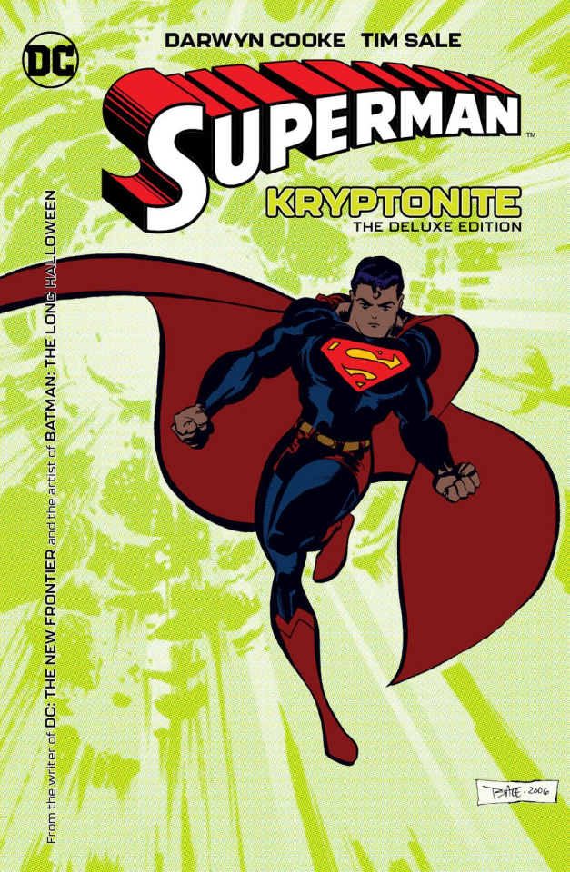 Superman: Kryptonite (Deluxe Edition)