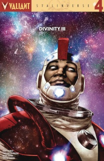 Divinity III: Stalinverse #4 (50 Copy Gorham Cover)