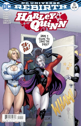 Harley Quinn #15 (Variant Cover)
