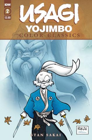 Usagi Yojimbo: Color Classics #2