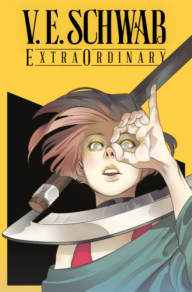 Extraordinary #1 (Rivas Cover)